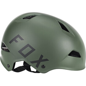 Fox Flight Eyecon Kask rowerowy zielony